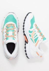Saucony - EXCURSION TR13 - Trainers - white/orange/aqua - 1