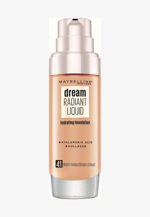 DREAM RADIANT LIQUID MAKE-UP - Podkład - 41 warm beige