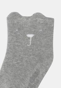 GAP - 3 PACK UNISEX - Socks - light heather grey - 2