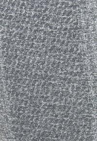 NU-IN - SEAMLESS LOGO HIGH WAIST LEGGINGS - Trikoot - grey - 2