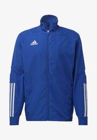 adidas Performance - CONDIVO 20 PRESENTATION TRACK TOP - Training jacket - team royal blue - 6