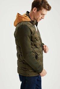 DeFacto - Winter jacket - khaki - 3