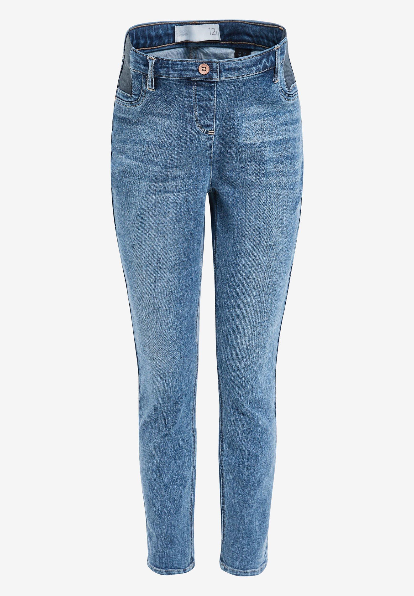Femme DENIM GREY MATERNITY SUPER SOFT - Jeans Skinny