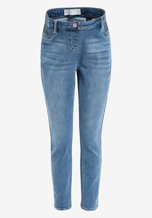 DENIM GREY MATERNITY SUPER SOFT - Vaqueros pitillo - blue