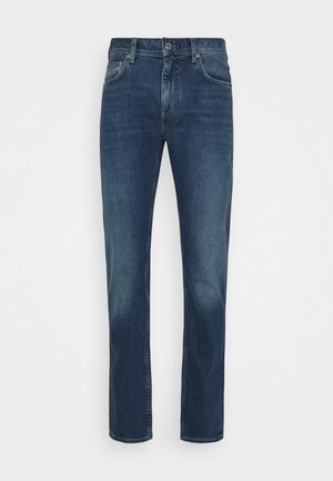 STRAIGHT DENTON - Jeans slim fit - austin indigo