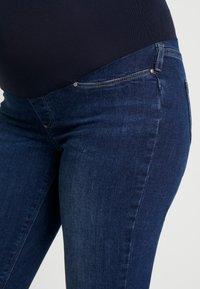 Seraphine - IRVING OVERBUMP - Jeans Skinny Fit - indigo - 4