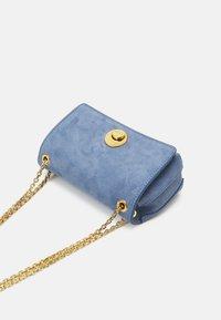 Coccinelle - LIYA - Across body bag - blue - 3