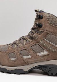 Jack Wolfskin - VOJO HIKE 2 TEXAPORE MID - Hiking shoes - siltstone - 5