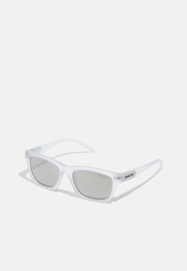 MAKEMAKE UNISEX - Sluneční brýle - white