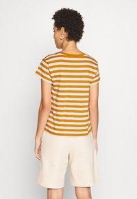 Anna Field - Print T-shirt - white/yellow - 2