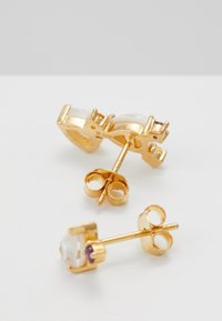 P D Paola - EARRINGS CITRIC PETITE SET - Earrings - gold-coloured - 2