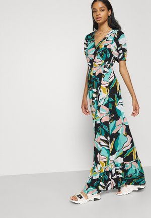 SLOW DOWN TIME - Maxi dress - anthracite