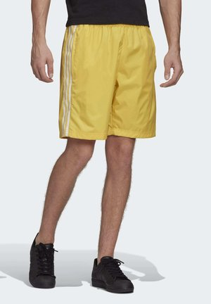 SHORTS - Shorts - yellow