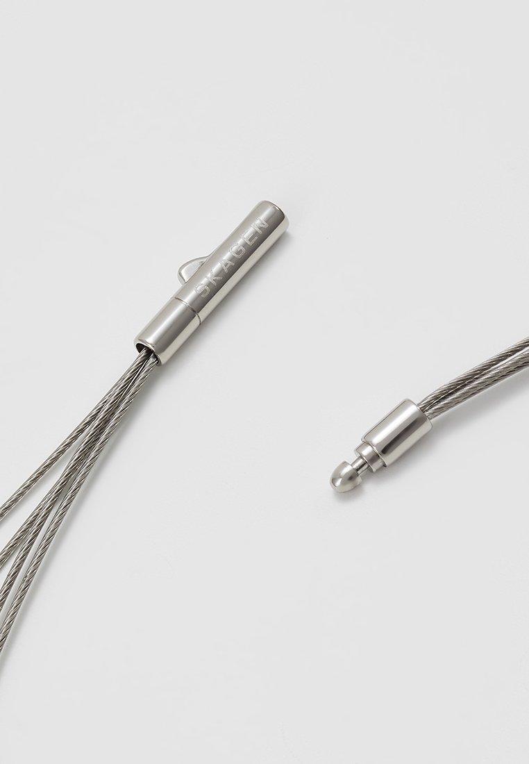 Skagen ELIN - Smykke - silver-coloured/sølv Cwm7cgeUvMuuCsW