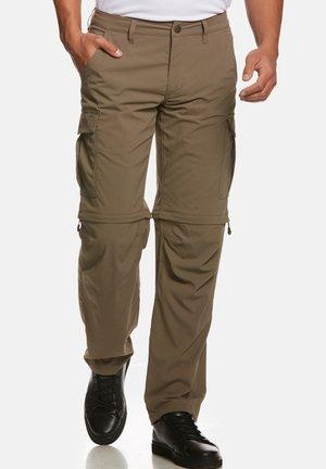 PHILL - Cargo trousers - smoke