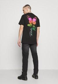 Redefined Rebel - COPENHAGEN - Jeans a sigaretta - charcoal - 2