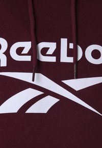 Reebok Classic - VECTOR HOODIE - Hoodie - maroon - 2