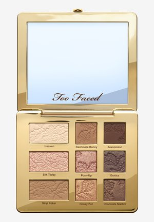 NATURAL EYES PALETTE - Eyeshadow palette - -