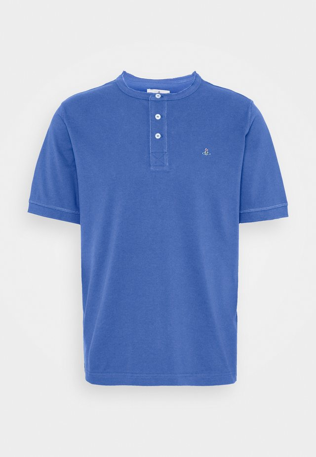 GRANDAD - T-shirt basique - blue
