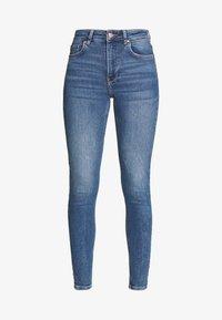 Gina Tricot - HEDDA ORIGINAL - Jeans Skinny Fit - dk midblue - 4