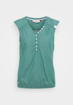 SALTY - Blouse - dusty green