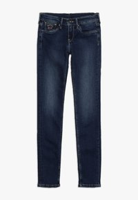 Pepe Jeans - PAULETTE - Jeans Skinny Fit - medium used denim - 0