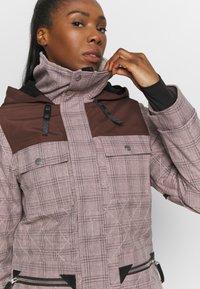 Rojo - AIDEN JACKET - Snowboard jacket - misty rose - 4
