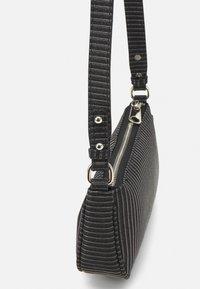 Becksöndergaard - GLITZA MONI BAG - Handbag - black - 3