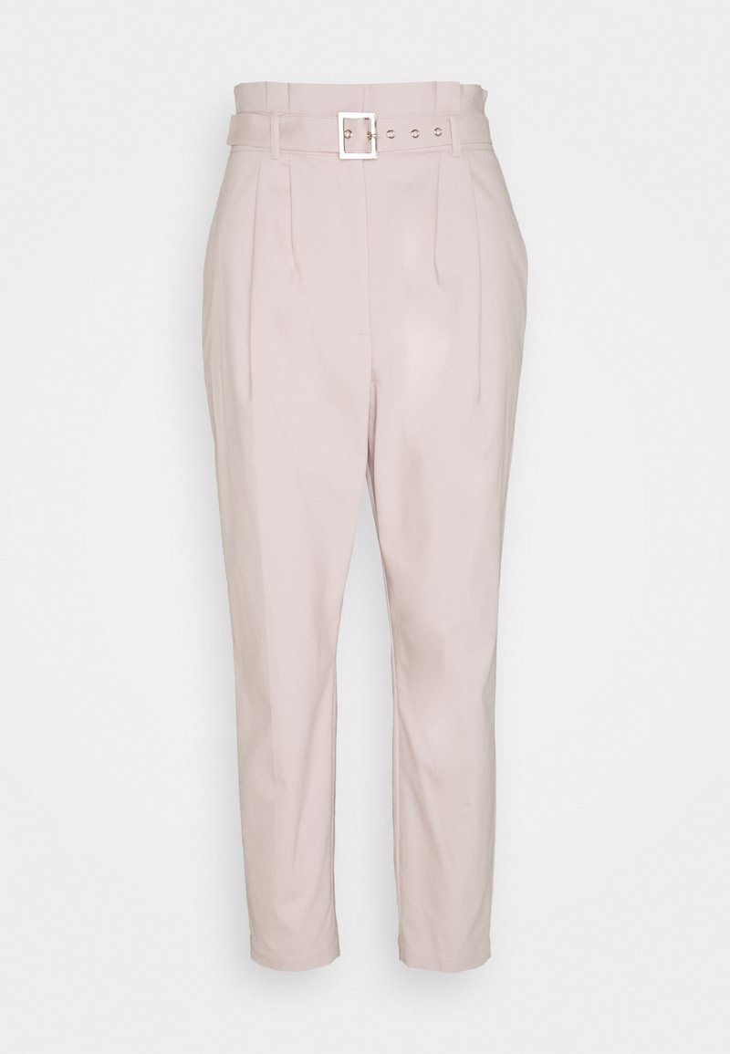 Ted Baker - LUCJAT - Trousers - tan