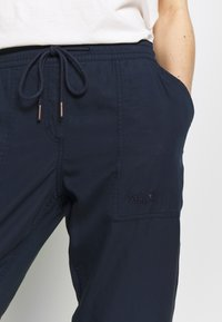 Jack Wolfskin - MOJAVE PANTS  - Trousers - midnight blue - 4