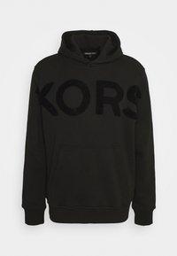 Michael Kors - LOGO HOODIE - Sweatshirt - black - 6