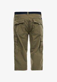 s.Oliver - LOOSE FIT - Shorts - khaki - 1