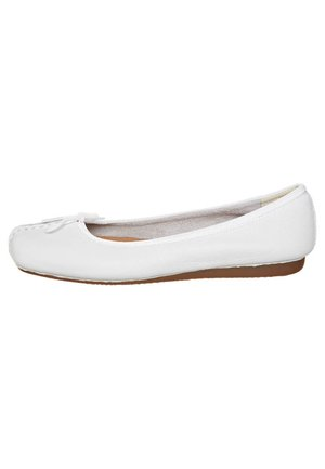 FRECKLE ICE - Ballet pumps - white
