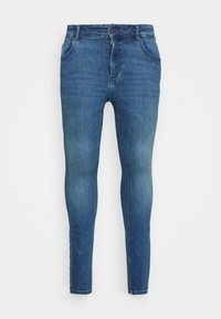 ONLY Carmakoma - CARWILMA LIFE REGULAR - Skinny džíny - medium blue denim - 3