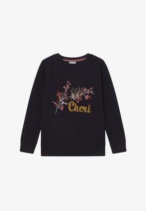 RHONDA - Sweatshirt - navy blazer