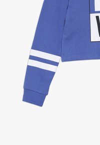 Name it - NKFVIALA CROPPED - Jersey con capucha - dazzling blue - 3