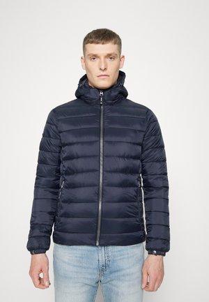 CLASSIC FUJI PUFFER JACKET - Light jacket - eclipse navy