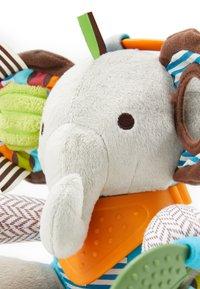 Skip Hop - BANDANA BUDDIES 19ELEPHANT - Knuffel - multi-coloured/grey - 2