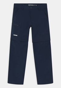 Reima - SILLAT 2-IN-1 UNISEX - Outdoor trousers - navy - 0