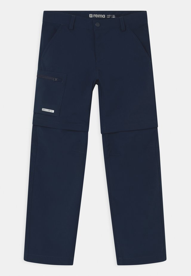 SILLAT 2-IN-1 UNISEX - Pantalons outdoor - navy