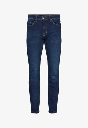 FERRY - Jeans Tapered Fit - blue denim