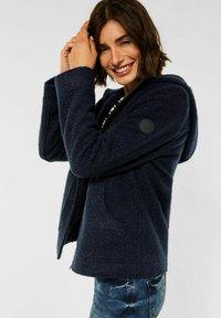 Cecil - Fleece jacket - blau - 2