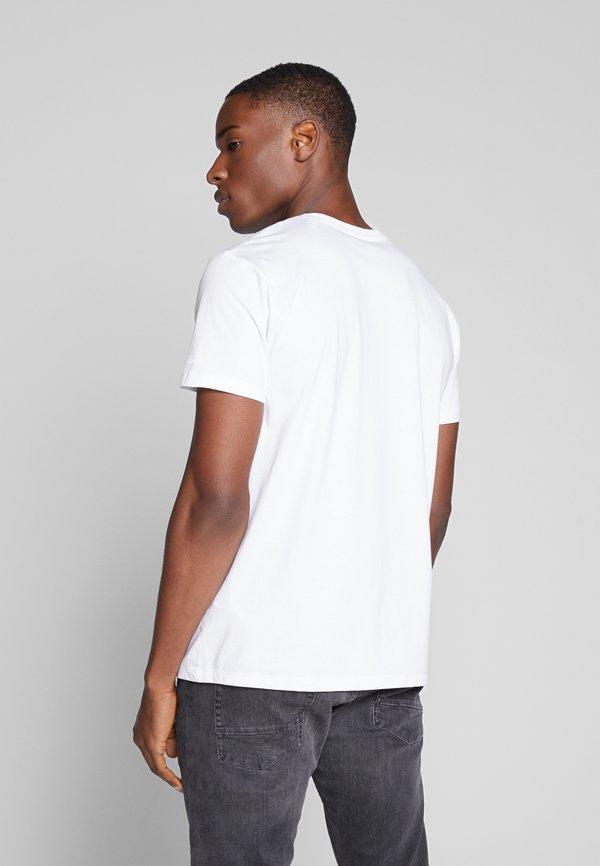 Esprit T-shirt basic - white/biały Odzież Męska HJAA