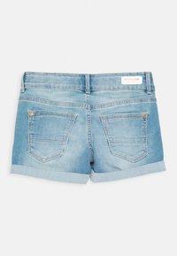 Vingino - DAMARA - Denim shorts - light indigo - 1