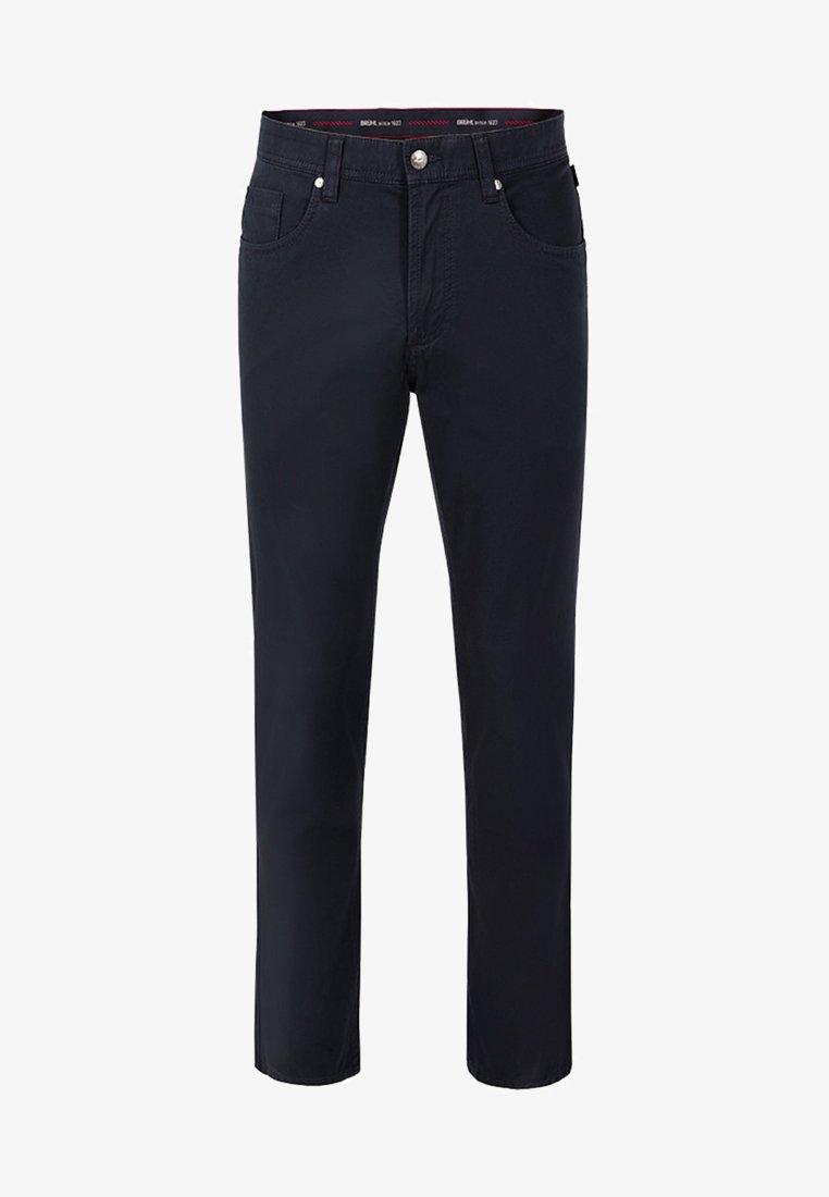 Brühl - MIT HIGH STRETCH - Straight leg jeans - marine
