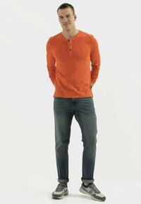 camel active - Long sleeved top - orange - 1
