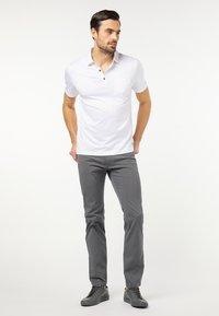 Pierre Cardin - Straight leg jeans - grau - 0