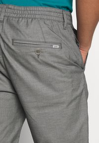 Esprit - OCS Y/D STRUCT - Shorts - dark grey - 5