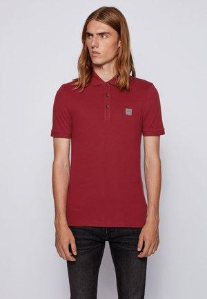 PASSENGER  - Poloshirt - dark red