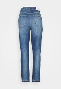 Guess - MOM  - Straight leg jeans - blue denim - 1